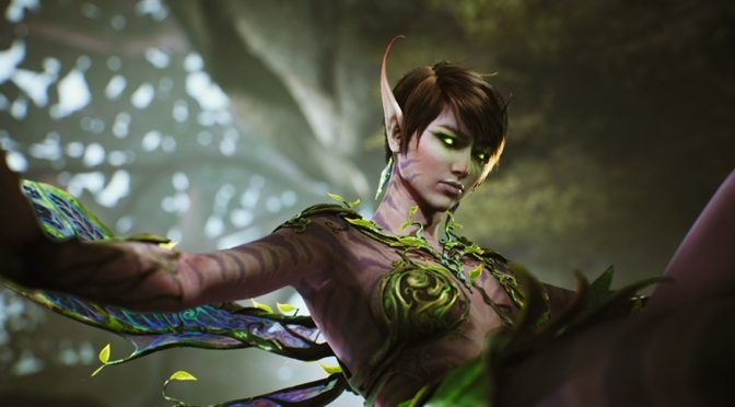 the fey paragon epic games
