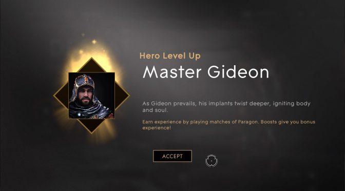 Behold, Master Gideon!