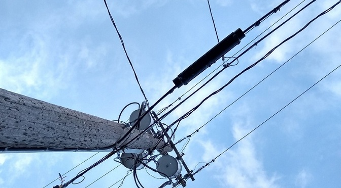 New Photo Series: Power Lines